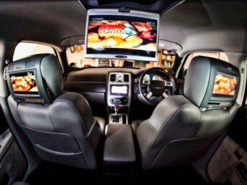 In Car Entertainment