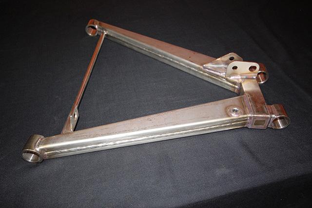 Lotus Elan Stainless Steel Wishbones - Production 21
