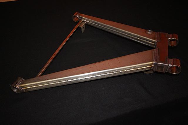 Lotus Elan Stainless Steel Wishbones - Production 19