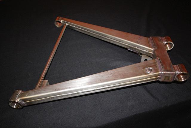Lotus Elan Stainless Steel Wishbones - Production 17