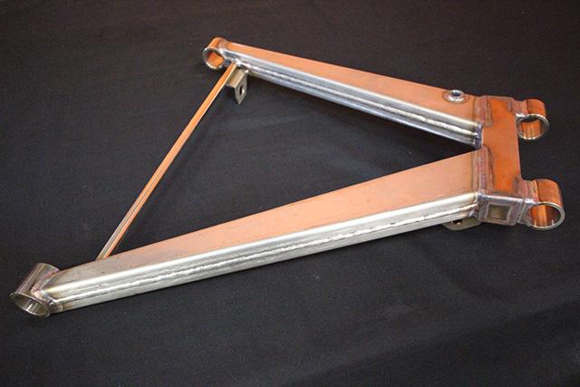 Lotus Elan Stainless Steel Wishbones - Production 13