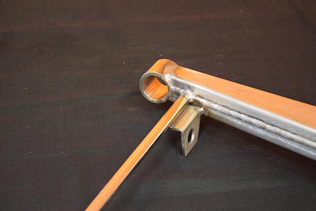 Lotus Elan Stainless Steel Wishbones - Production 12