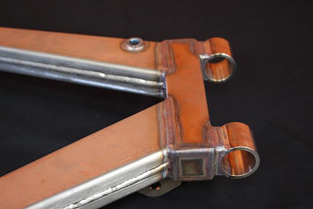 Lotus Elan Stainless Steel Wishbones - Production 11