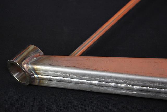 Lotus Elan Stainless Steel Wishbones - Production 10