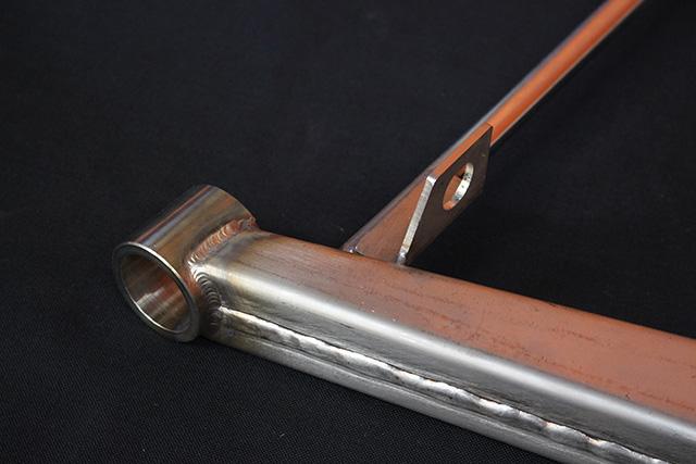 Lotus Elan Stainless Steel Wishbones - Production 9