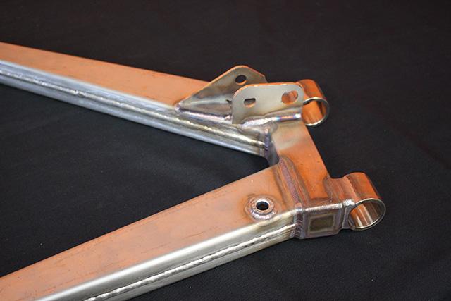 Lotus Elan Stainless Steel Wishbones - Production 7