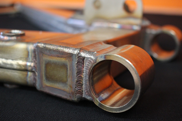 Lotus Elan Stainless Steel Wishbones - Production 5