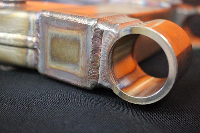 Lotus Elan Stainless Steel Wishbones - Production 3