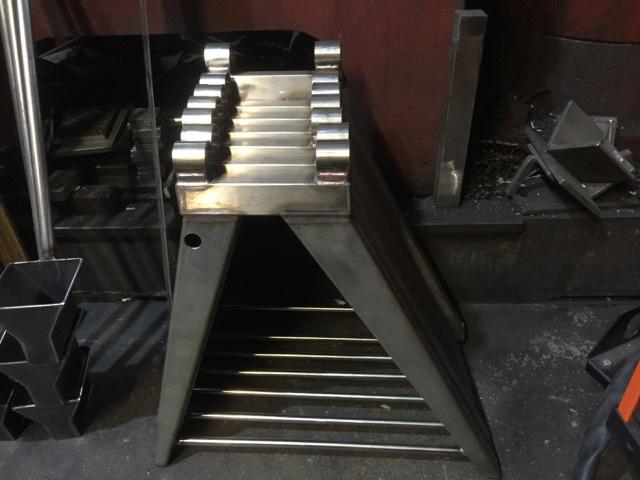 Lotus Elan Stainless Steel Wishbones - Manufacture 1